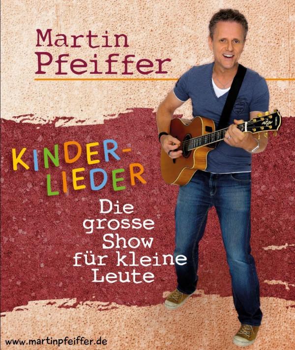 """Martin Pfeiffer - """"Kinderlieder"""""""