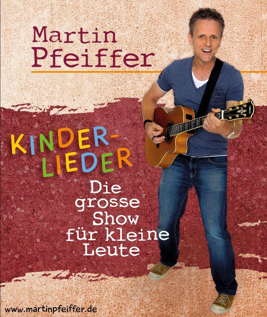 """Martin Pfeiffer – """"Kinderlieder""""   Neues Kellertheater Wetzlar"""