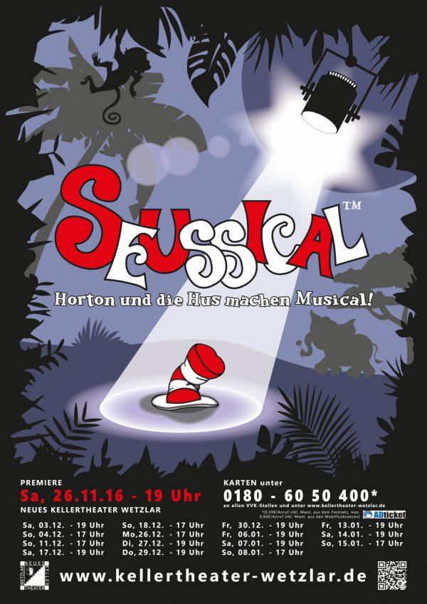 Seussical™ - Horton und die Hus machen Musical!