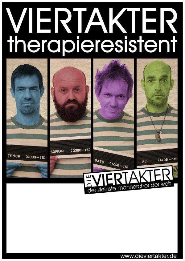 Die Viertakter - therapieresistent