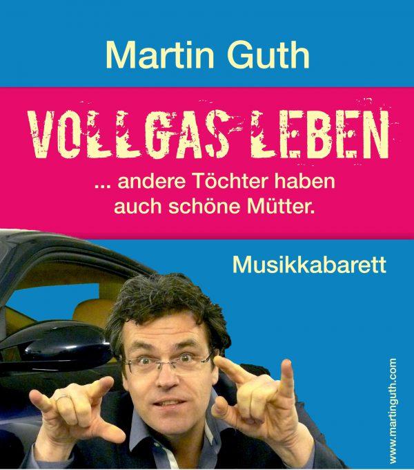 Martin Guth - Vollgas Leben