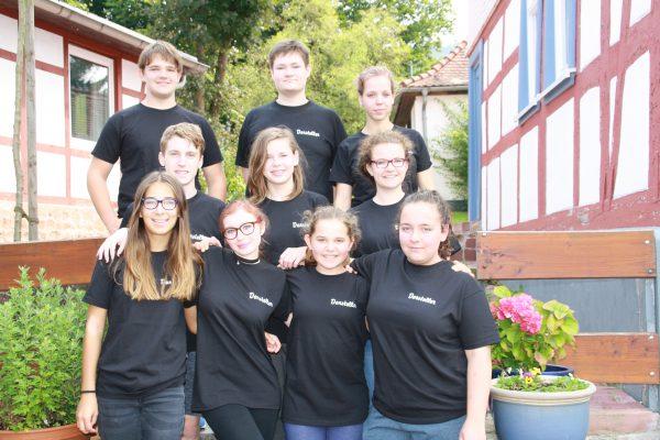 """Hessisches Jugendtheaterensemble - """"13 Stunden"""""""